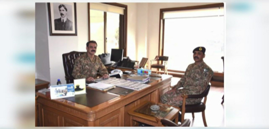 Maj Gen Asif Ghafoor assumes charge as DG ISPR