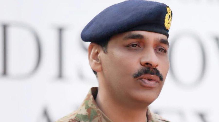 Maj Gen Asif Ghafoor appointed as DG ISPR