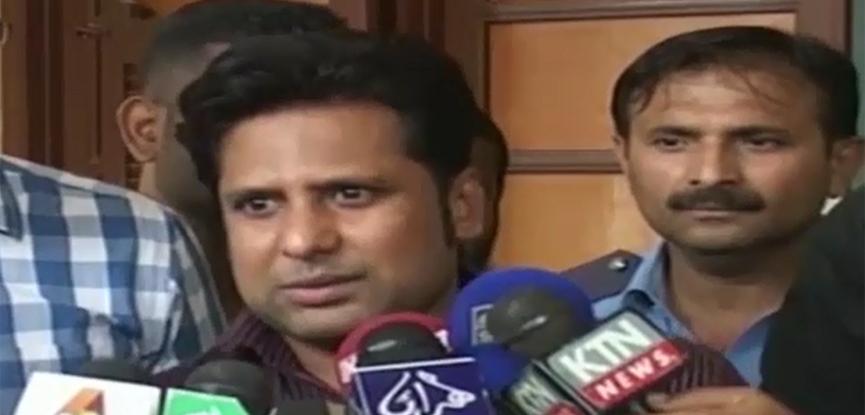 MQM leader Kamran Farooqi held in Karachi