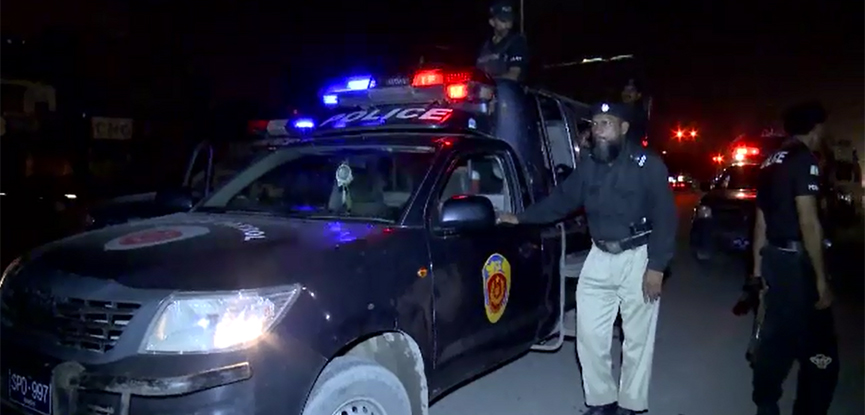 Four banned outfit terrorists killed in Sheikhupura