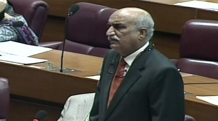 We saved parliament in 2014, says Khurshid Shah