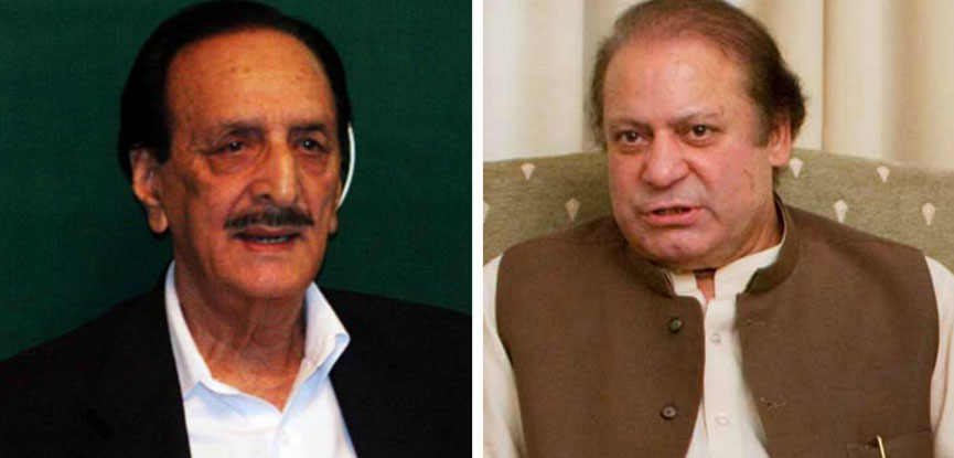 Raja Zafarul Haq calls on PM Nawaz