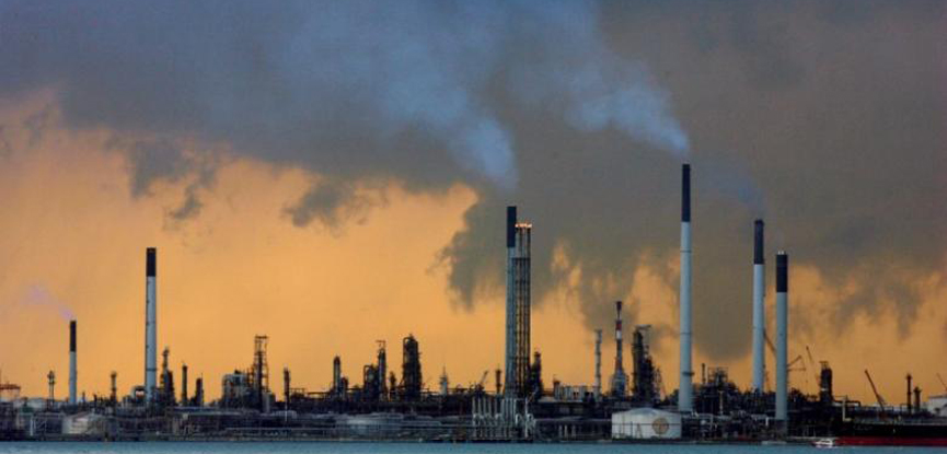 US oil slips as stockpiles rise for seventh week