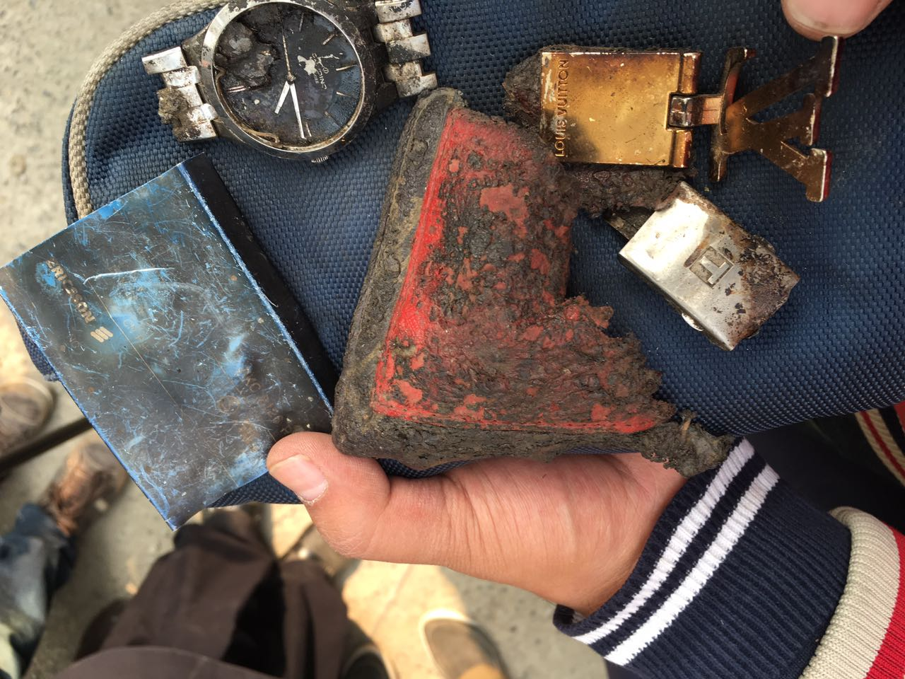 Plane crash tragedy: Investigation team visits crash site