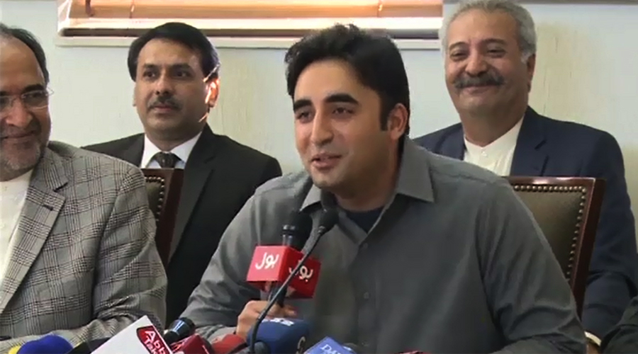 Bilawal Bhutto predicts general elections in 2017