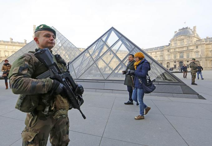 European cities ramp up security for New Year