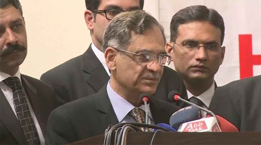 Justice Saqib Nisar vows to shun any pressure