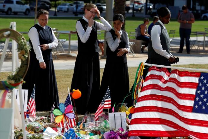 Orlando nightclub victims' families sue Twitter, Google, Facebook
