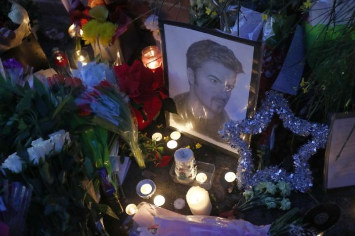 George Michael's partner tells of sadness at finding musician dead