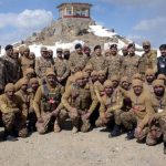 COAS visits South Waziristan Agency, spends day with troops