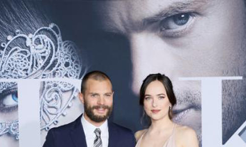 Expect Fifty Shades Darker To Go Even Further Says Jamie Dornan