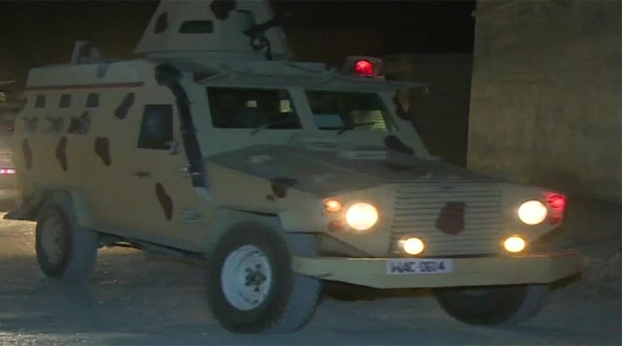 Four terrorists killed, three held in Dera Bugti