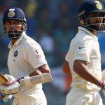 Kohli, Vijay tons put India in charge against Bangladesh