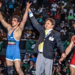 Wrestling: Putting politics aside, Iran beats US in World Cup final