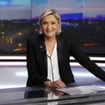 Le Pen increases first round lead in French election
