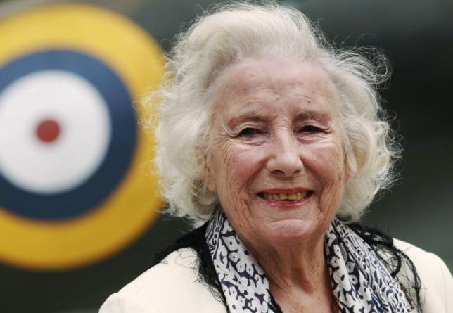 British singer Vera Lynn to release new album for 100th birthday