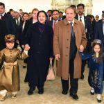 Prime Minister Nawaz Sharif reaches Ankara on three-day visit