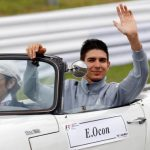 Force India? More like force-fed for new boy Ocon