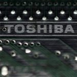 Toshiba says it is considering sale of majority stake in chip unit