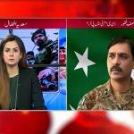 Operation Raddul Fasaad aimed at eliminating terrorists' facilitators: ISPR DG