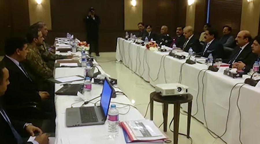 Punjab to seek Rangers' help in anti-terrorism operation