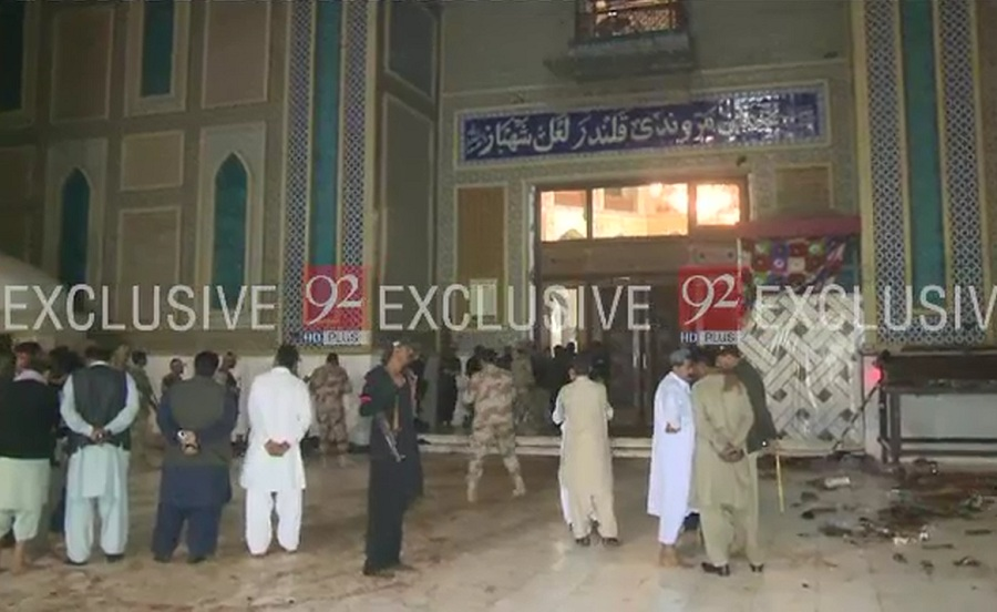 Afghan nationals among 15 held in Sehwan search operation