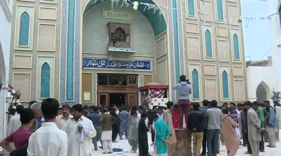 Sehwan suicide blast facilitator arrested from Khairpur