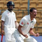 Australia paceman Starc out of India series with injury