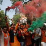Modi's party BJP wins landslide election victory in Uttar Pradesh