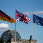 German government worried a 'hard Brexit' would cause market turbulence
