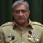 COAS reaches London on three-day official visit