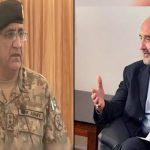 Iranian Ambassador Mehdi Honardoost calls on COAS Gen Qamar Bajwa