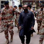 DG Sindh Rangers Maj Gen Muhammad Saeed visits Edhi Center