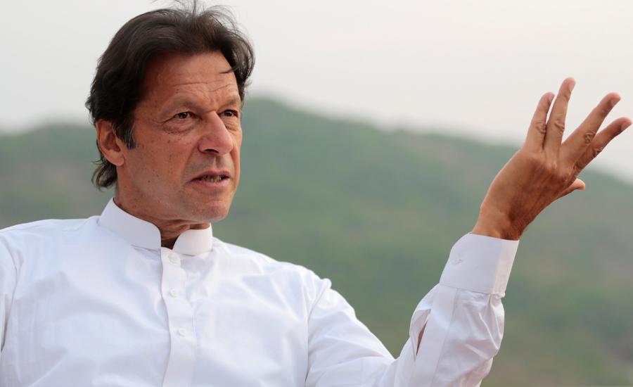 Imran Khan condemns killing of varsity student