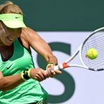 Indian Wells champion Vesnina on ropes against world 594