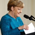 Germany's Merkel calls for standardized European rules on using data