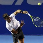 Nadal has no answer to Querrey power in Acapulco final