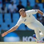 New Zealand paceman Southee ruled out of third South Africa test
