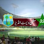 Pakistan face West Indies in first ODI today