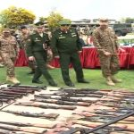 Russian military delegation visits Waziristan Agency