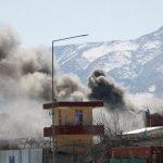 Taliban claim attacks in Afghan capital, at least three dead