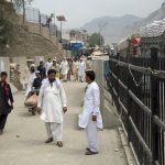 Torkham border remain open for second day