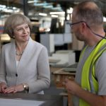 UK manufacturers urge PM May to drop threat of no Brexit deal