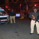 Security official shot dead near Karachi Airport