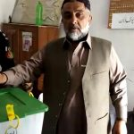 Polling underway for PB-7 Ziarat by-poll
