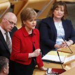 Scottish parliament backs new independence referendum, UK govt rejects bid