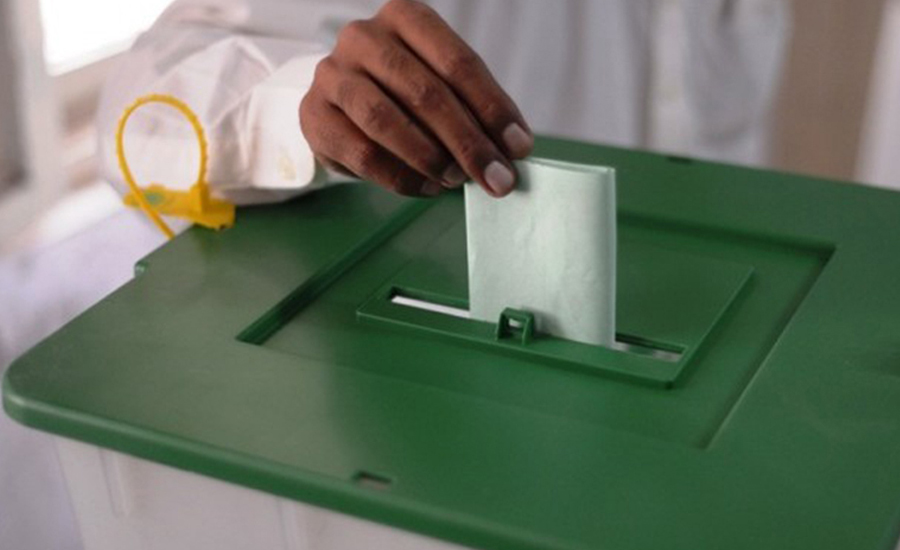 Polling underway in PP-23 by-polls