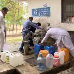 Citizens bemoan acute shortage of drinking water in Islamabad