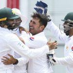 Late Windies collapse vs. Pakistan leaves Test on knife-edge