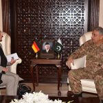 German special envoy calls on COAS Gen Qamar Javed Bajwa